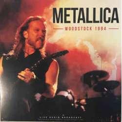 metallica woodstock 1994