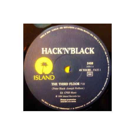 hack'n'black the third floor