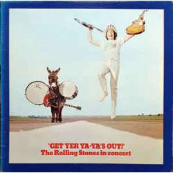 the rolling stones in concert get yer ya ya's out