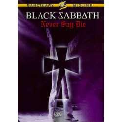 black sabbath never say die
