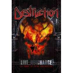 destruction live discharge