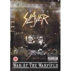 slayer war at the warfield