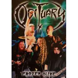 obituary frozen alive