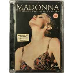 madonna the girlie show live down under