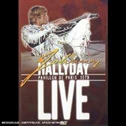 johnny hallyday live pavillon de paris 1979