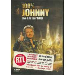 johnny hallyday live a la tour eiffel