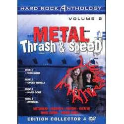 hard rock anthology vol 2 metal thrash & speed