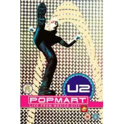 U2 popmart live from mexico city
