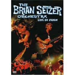 the brian setzer orchestra live in japan