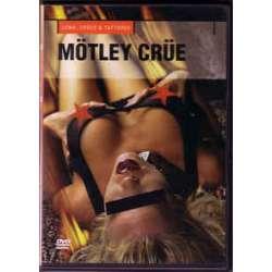 motley crue lewd crued & tattooed