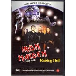 iron maiden raising hell