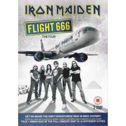 iron maiden flight 666 the film