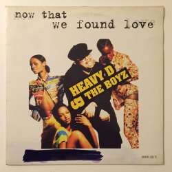 heavy d & the boyz now what we found love