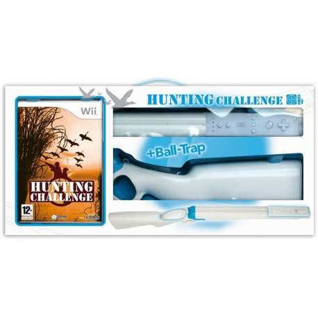 HUNTING CHALLENGE + FUSIL