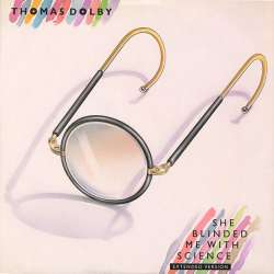 thomas dolby she blinded me with science