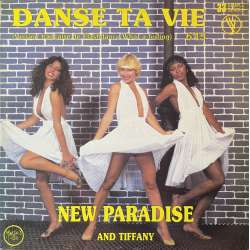 new paradise and tiffany danse ta vie