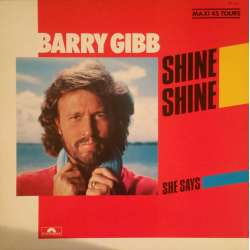 barry gibb shine shine