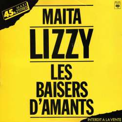 lizzy maita les baisers d'amants