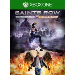 SAINTS ROW RE ELECTED & GAT OUT OF HELL