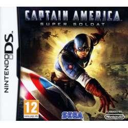 CAPTAIN AMERICA super soldat