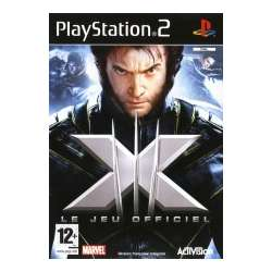 X MEN : le jeu officiel